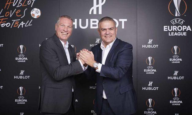 Hublot, nuevo cronometrador oficial de la Europa League