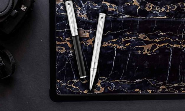 S.T. Dupont D-Initial, un lujo cotidiano