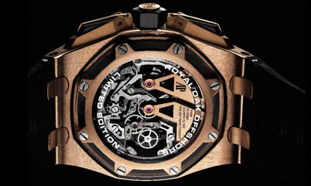 SIHH 2018: Audemars Piguet Royal Oak Offshore