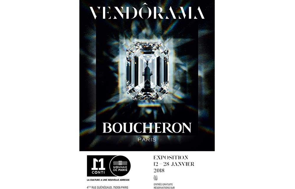Boucheron celebra sus 160 años con la exposición Vendôrama