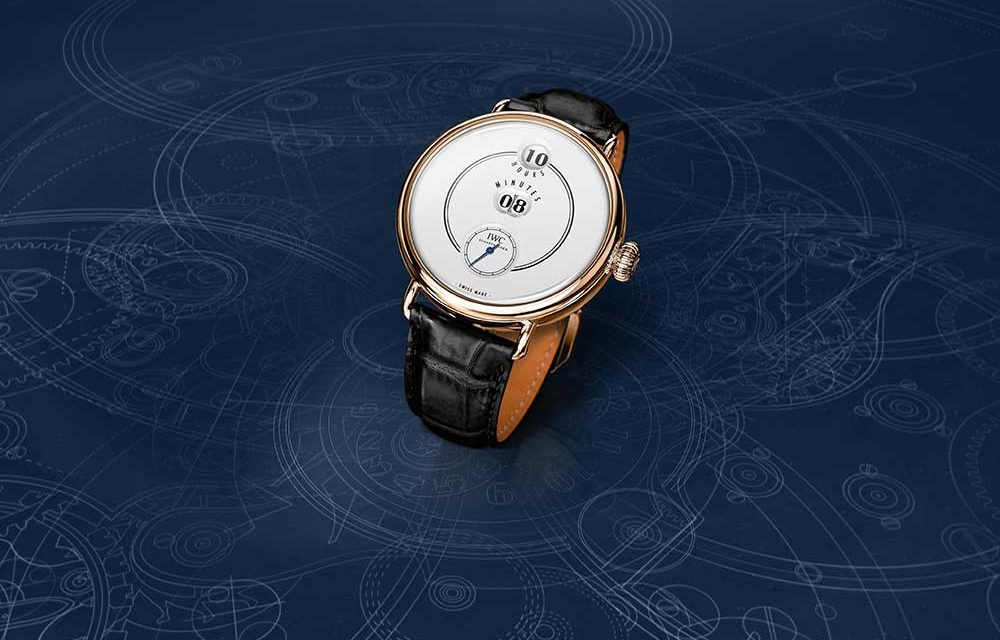 "SIHH 2018: IWC Tribute to Pallweber Edición ""150 years"""