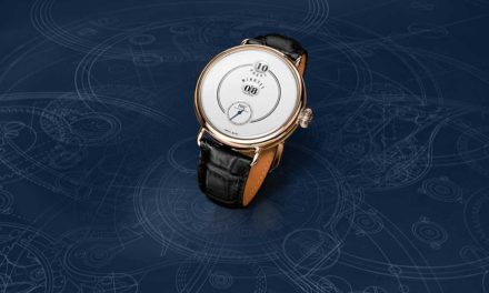 """SIHH 2018: IWC Tribute to Pallweber Edición """"150 years"""""""