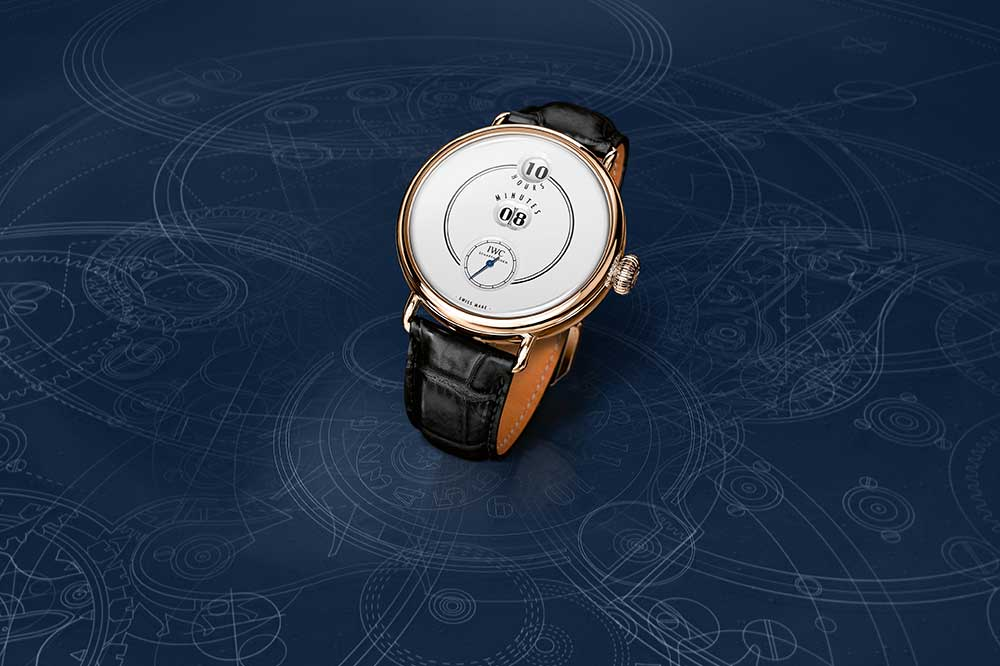"IWC Tribute to Pallweber Edición ""150 years"""