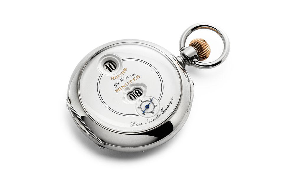 IWC Reloj de bolsillo Pallweber
