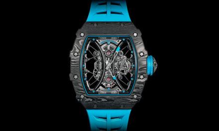 SIHH 2018: Richard Mille, nuevo reloj para el jugador de Polo Pablo Mac Donough