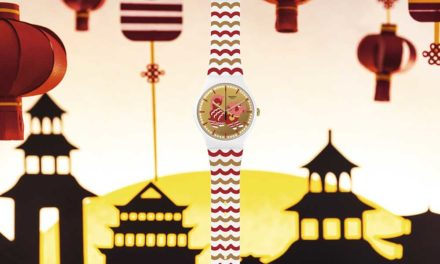 Swatch, preparado para el nuevo Año chino