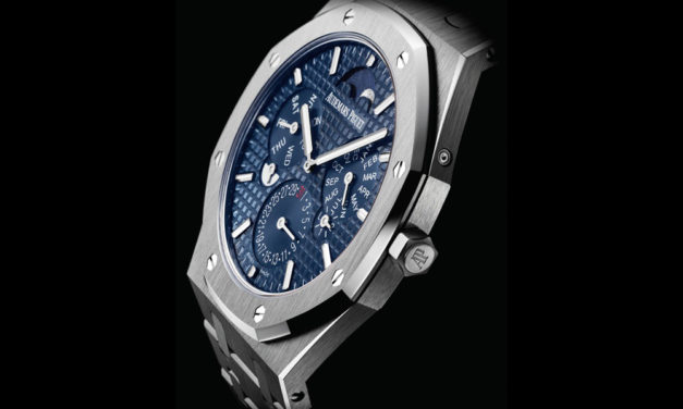 SIHH 2018: Audemars Piguet bate records con su Royal Oak RD#2