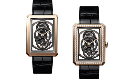 Baselworld 2018: Chanel Boy.Friend Esqueleto Calibre 3