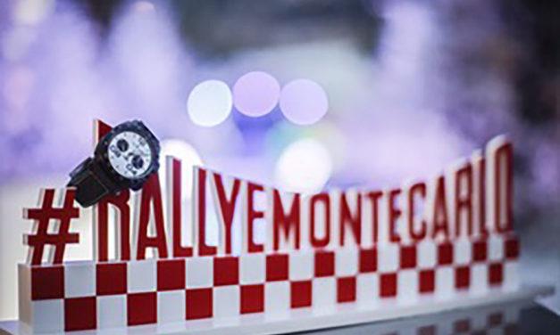 Anonimo, cronometrador oficial del World Rally Championship