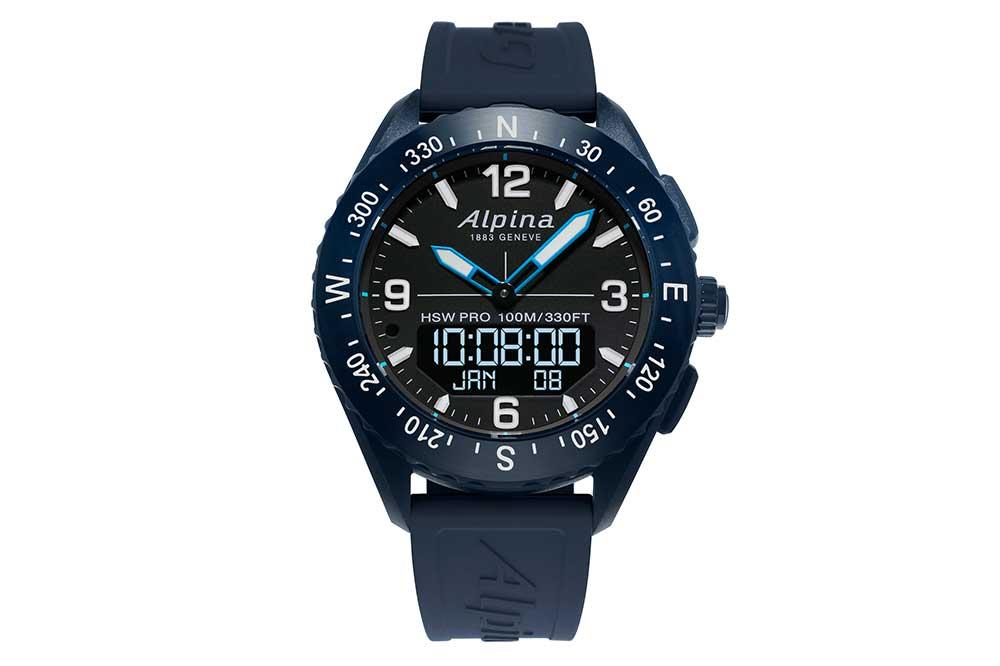 Alpina AlpinerX, versión azul marino