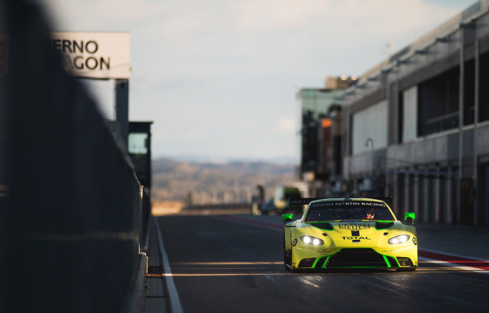 Tag Heuer se convierte en socio oficial de Aston Martin.