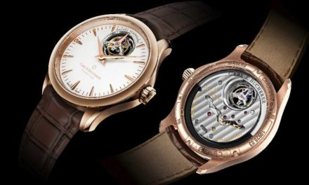 Baselworld 2018: Carl F. Bucherer Manero Tourbillon Double Peripheral