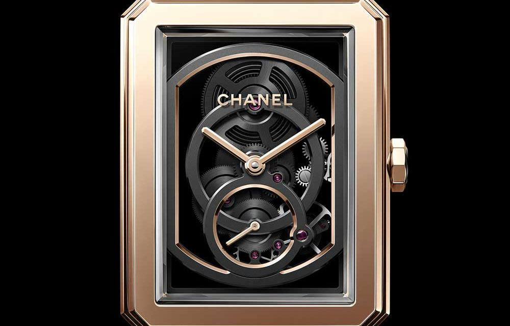Chanel Boy.Friend Esqueleto Calibre 3, transgresora elegancia