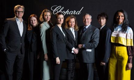 """Baselworld 2018: Chopard, comprometido con el """"Oro Ético"""""""