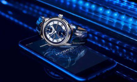 Frédérique Constant Hybrid Manufacture, el reloj híbrido