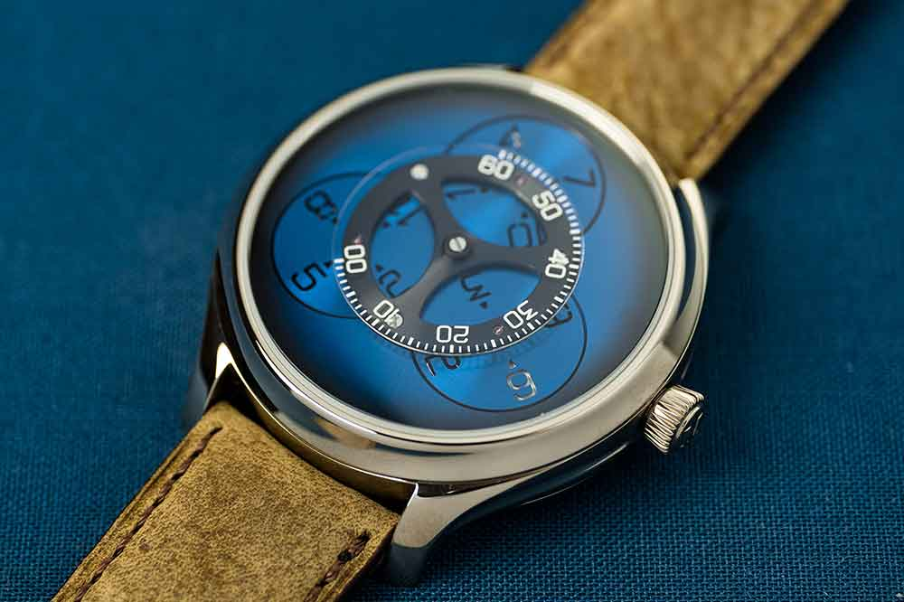 H. Moser & Cie Flying Hours