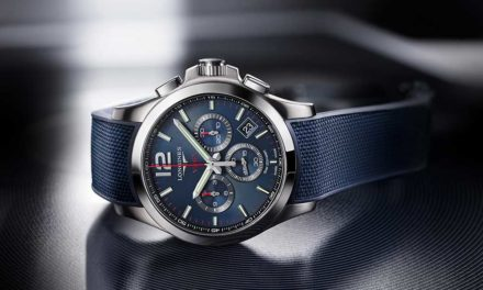 Baselworld 2018: Longines Conquest V.H.P.