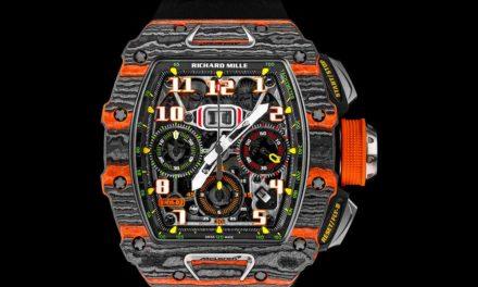 Richard Mille y McLaren nos descubren el nuevo RM 11-03