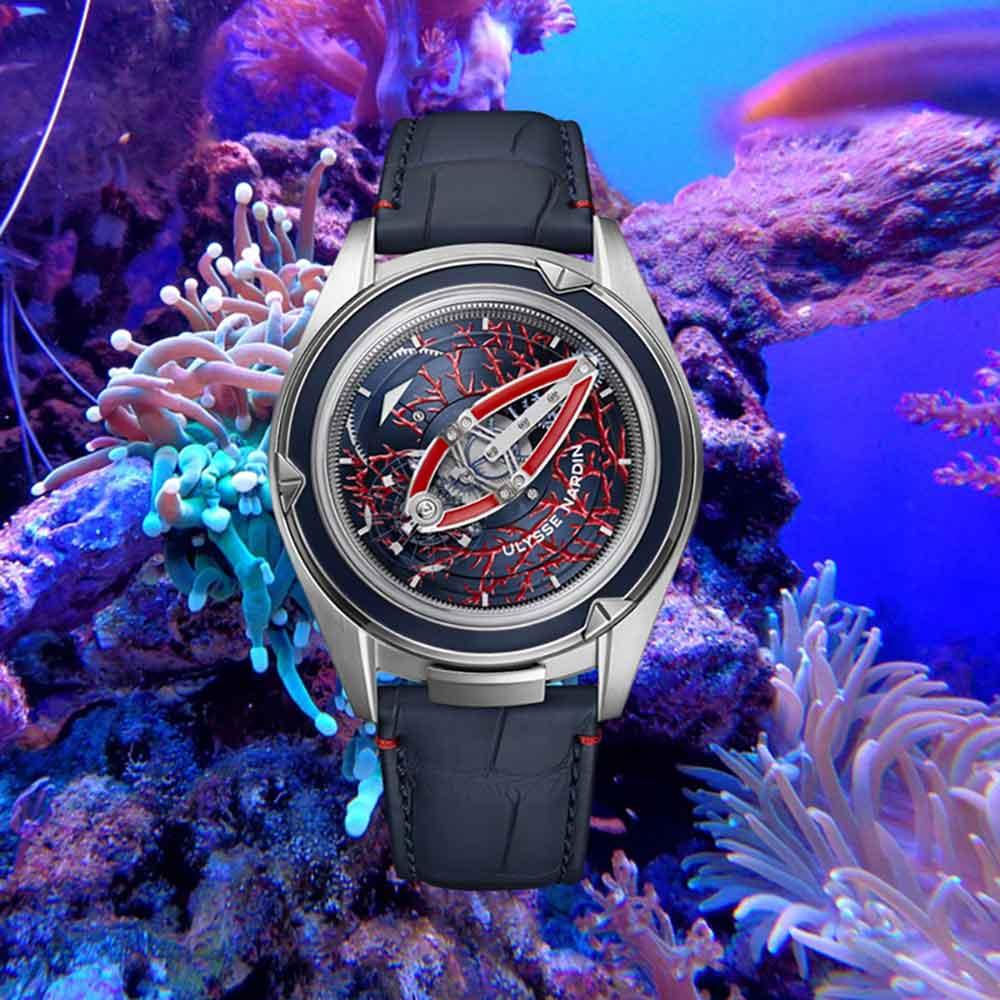 Ulysse-Nardin-Freak-Coral-rojo