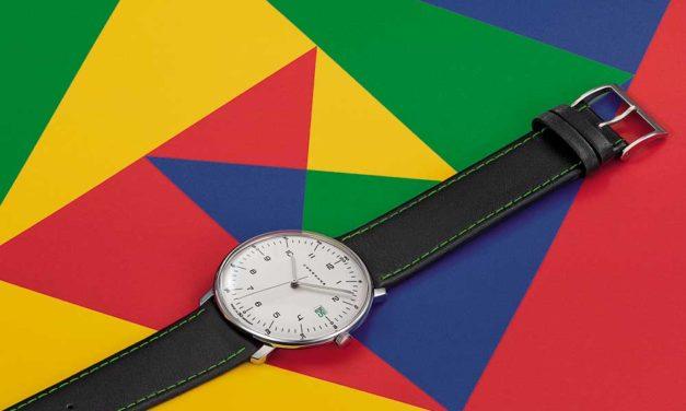 Junghans Max Bill Edition 2018, viaje en el tiempo