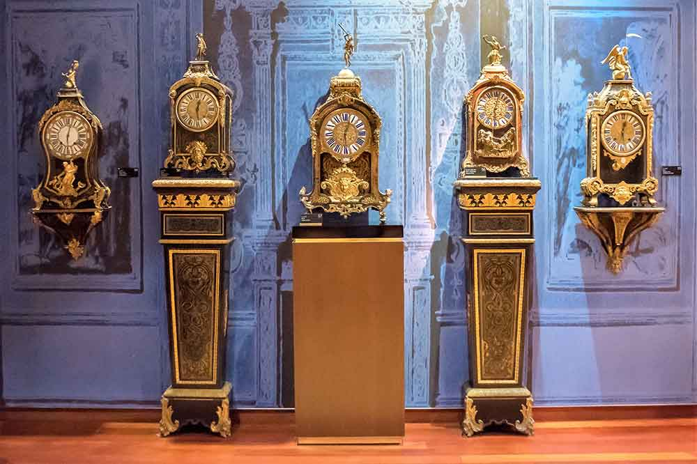 Sala Azul Museo de Relojes de Jerez