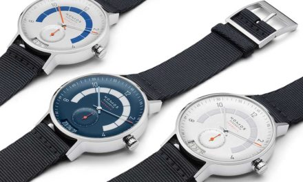 NOMOS Glashütte, premio Red Dot Design Award 2018