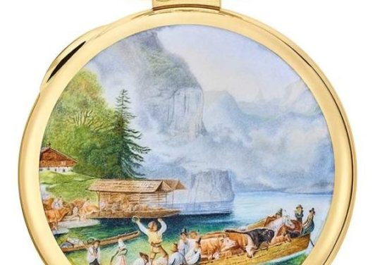 Exposición Patek Philippe Rare Handcrafts en Ginebra