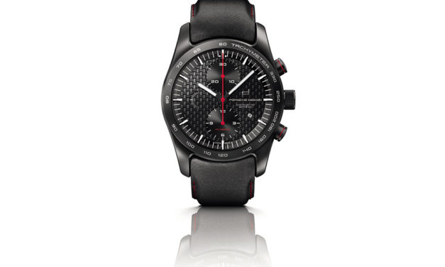 Baselworld 2018: Porsche Design Chronotimer Flyback Special Edition