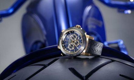 Carl F. Bucherer y Harley-Davidson, Blue Edition