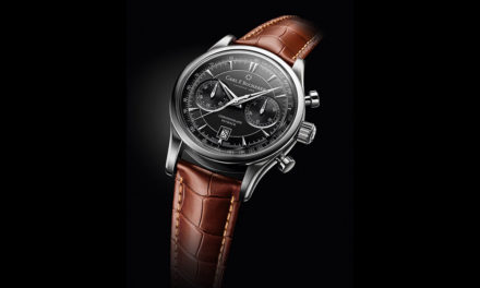 Baselworld 2018: Carl F. Bucherer Manero Flyback