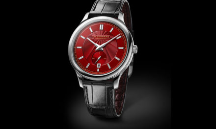 Chopard L.U.C XPS 1860 Red Carpet Edition, sabor a Cannes