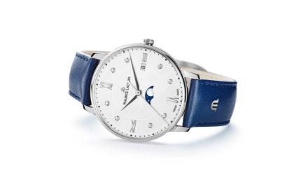Eliros Ladies Moonphase, el nuevo reloj femenino de Maurice Lacroix