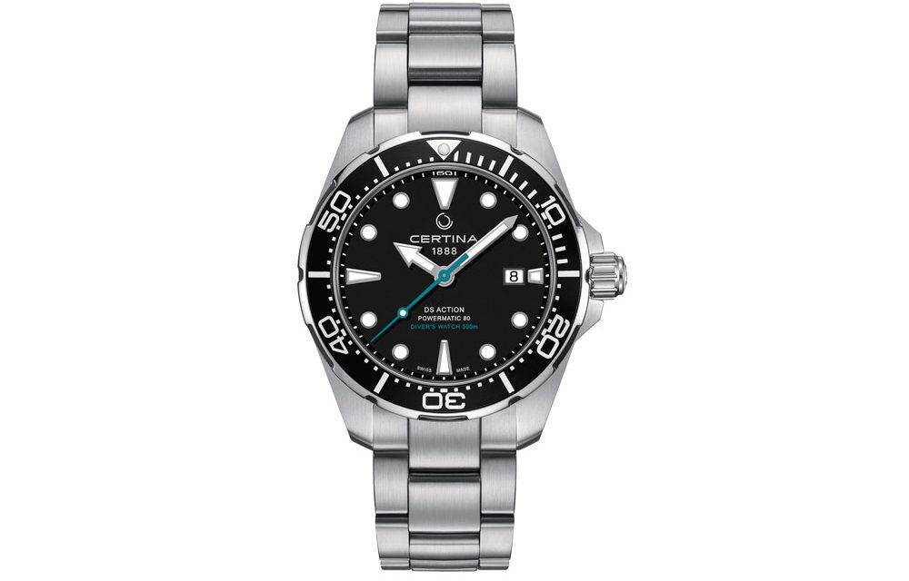 Certina DS Action Diver, comprometido con las tortugas marinas