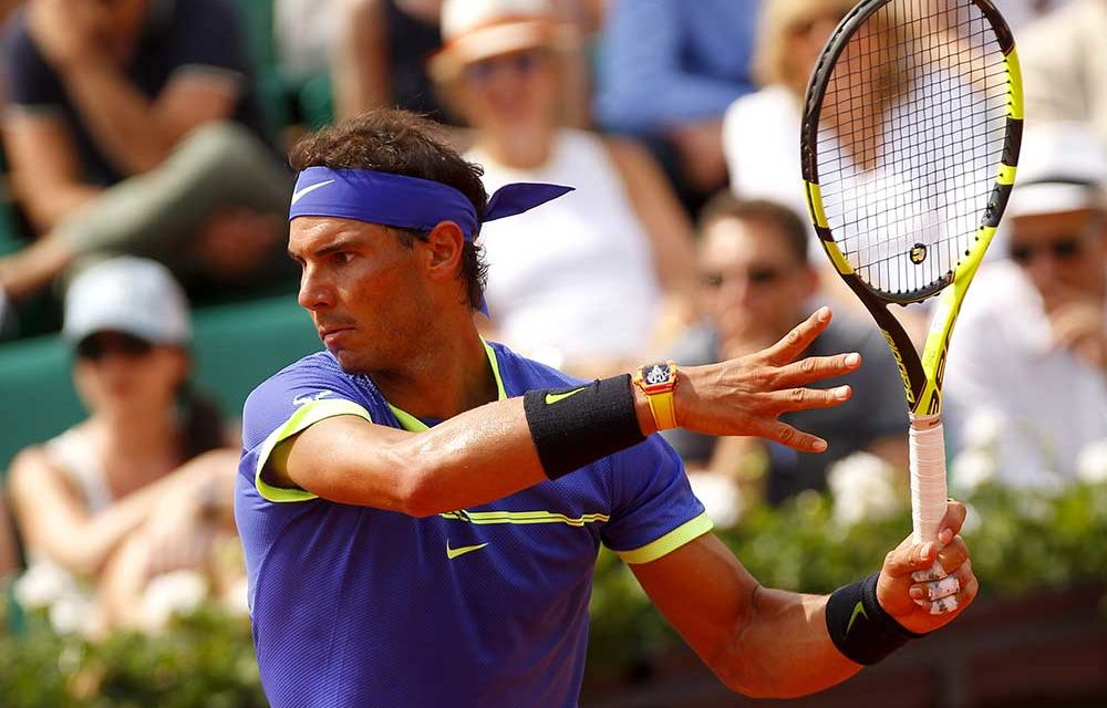 Rafa Nadal gana su undécimo Roland Garros con su Richard Mille