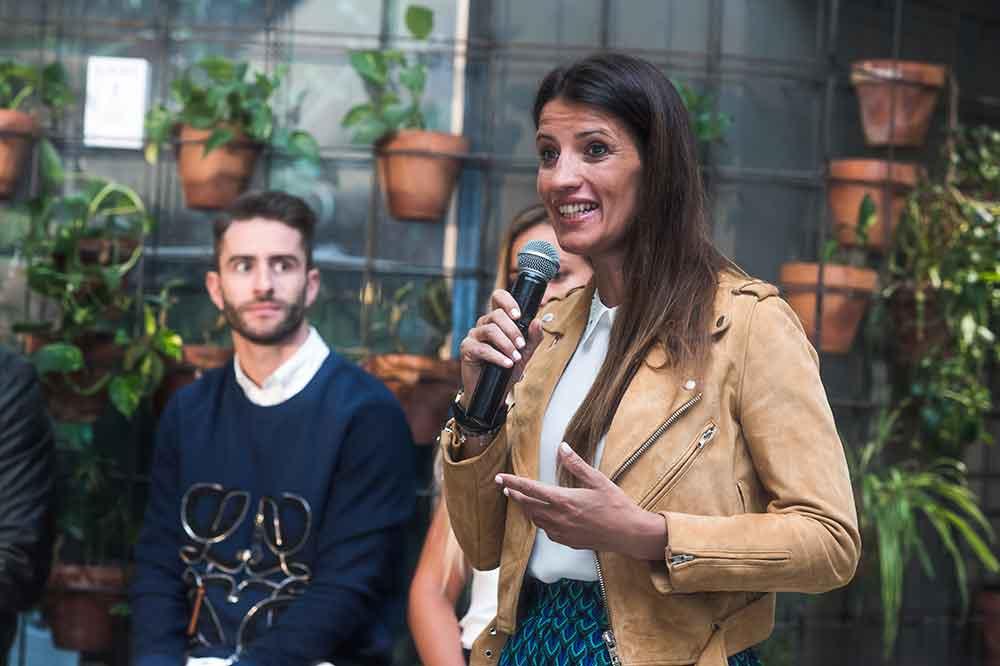Blanca Panzano, Directora de TAG Heuer España