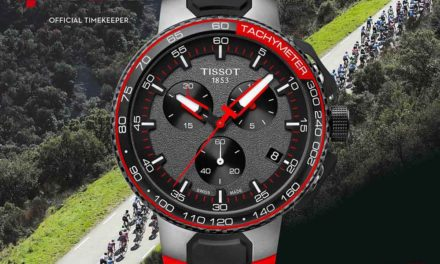 Tissot, cronometrador oficial del Tour de Suiza 2018