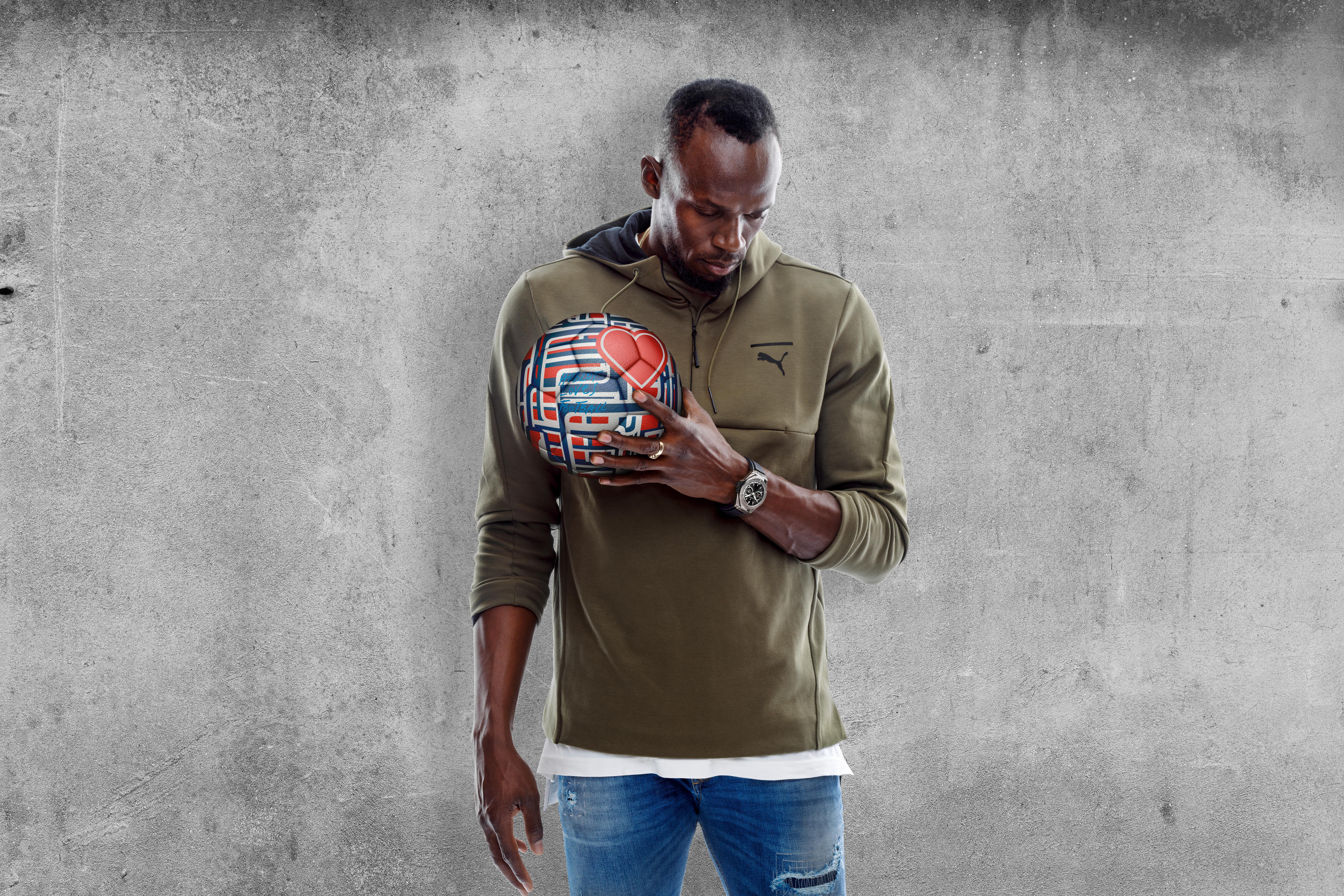 Usain Bolt y Hublot