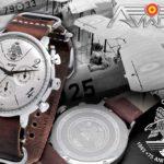 Aviador Watch celebra el 75 aniversario de la Academia General del Aire