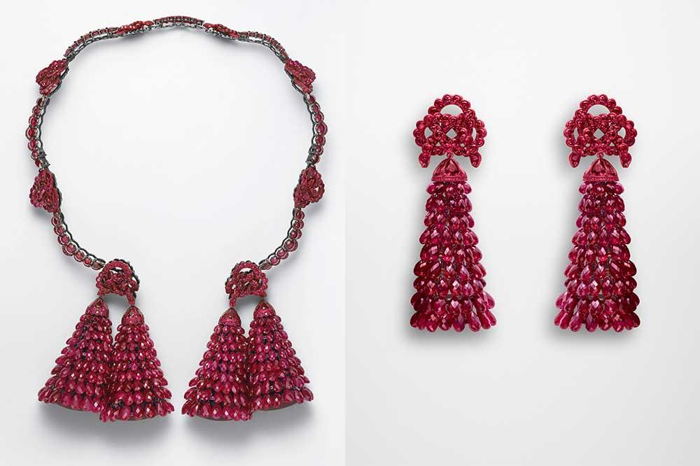 Chopard colección Red Carpet 2018, rubíes