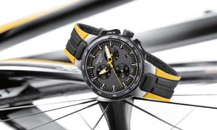 Tissot T-Race Cycling, el reloj del Tour de Francia 2018.