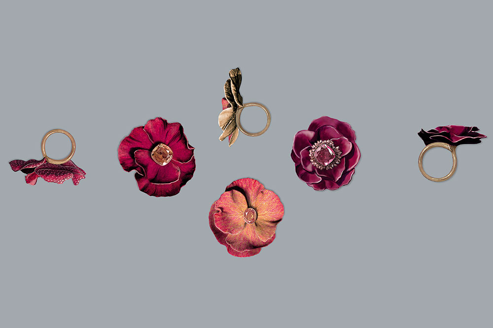 Boucheron Les Éternelles, Rosas