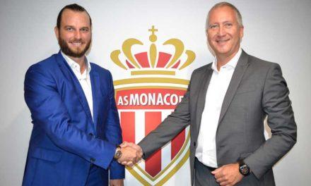 Le Rhöne y el Club AS Monaco