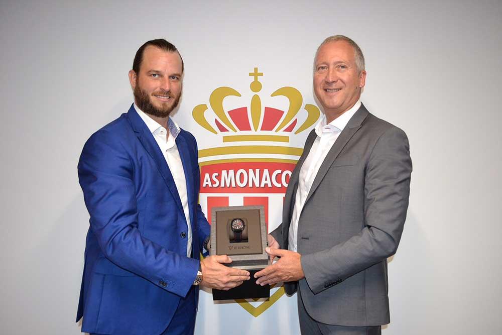 Asociación entre Le Rhöne y AS Monaco FC