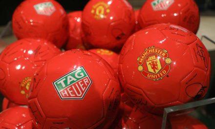 TAG Heuer y Manchester United. Idilio renovado