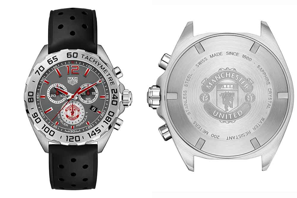 TAG Heuer Formula 1 Special Edition Manchester United