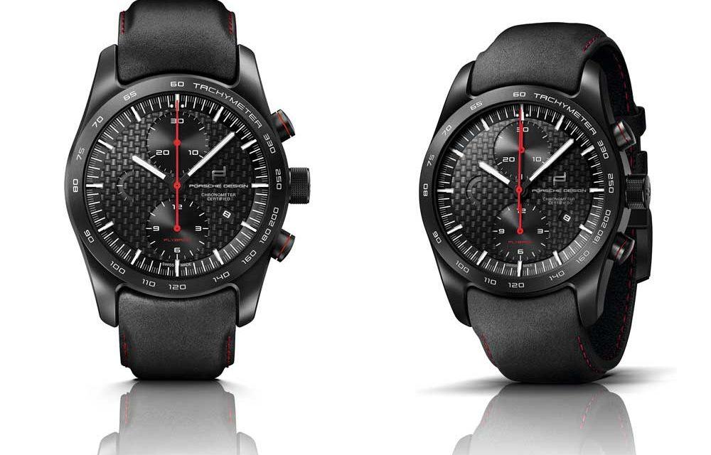 Chronotimer Flyback Special Edition, el reloj mas autentico de Porsche