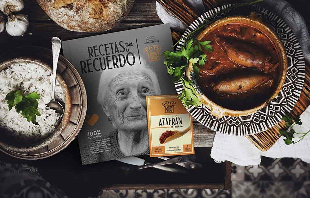 """""""Recetas para el Recuerdo"""". Ruta solidaria en el Día Mundial del Alzheimer"""