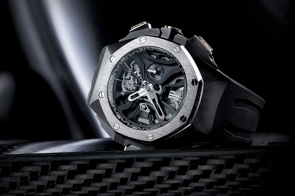 Audemars Piguet Laptimer Michael Schumacher