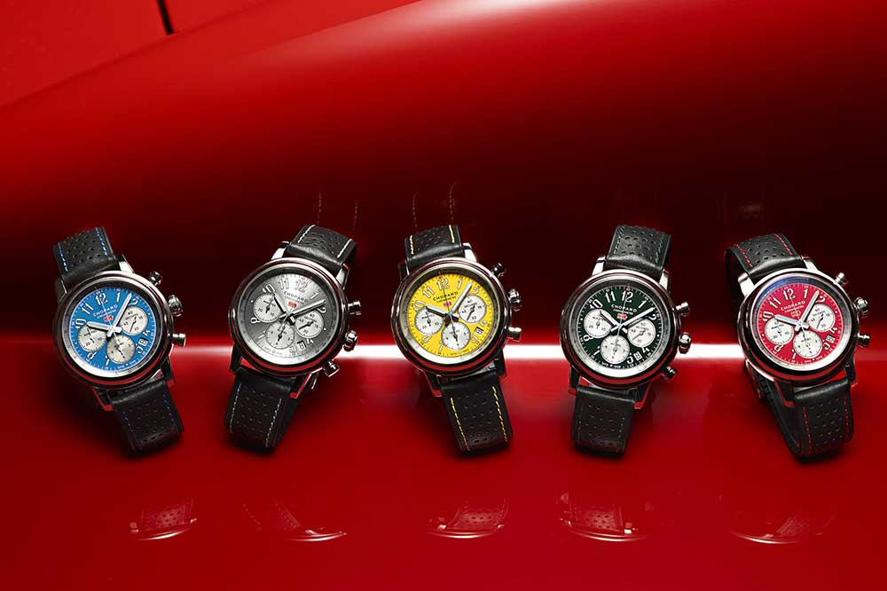 Chopard Mille Miglia Racing Colors