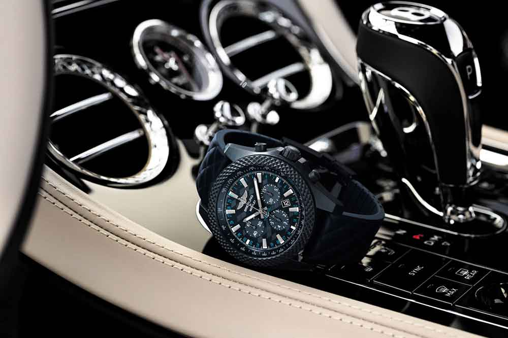 Breitling Bentley GT Dark Sappire Edition